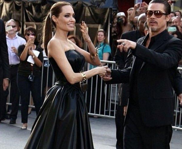 Распространилась информация о воссоединении Брэда Питта и Анджелины Джоли