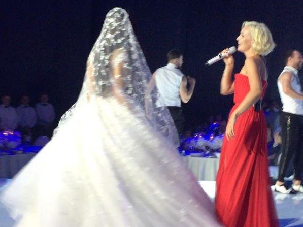 Отгремела громкая свадьба российского олигарха