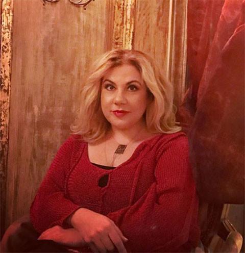 Марина Федункив развелась со вторым мужем