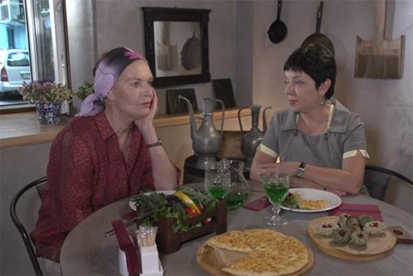 76-летняя Людмила Чурсина рассказала о новой любви