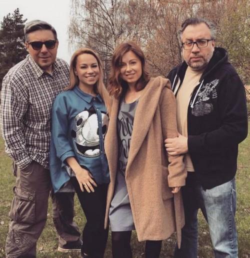 Юлия Савичева написала послание своей дочери