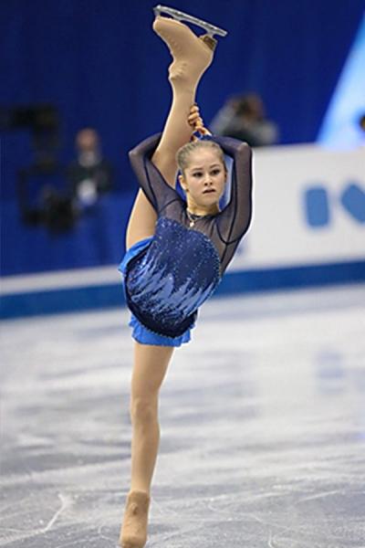 Оставившая спорт Юлия Липницкая может стать чиновницей