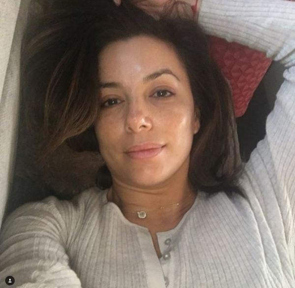Ева Лонгория обновила блог горячими снимками из новой фотосессии