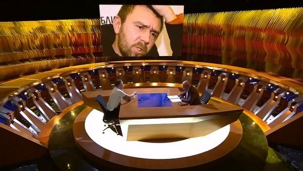 Познер назвал Шнурова беспомощным и пустым
