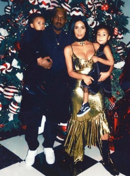 Ким Кардашьян сделала откровенное признание о своих детях