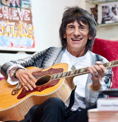 У гитариста The Rolling Stones диагностировали рак легких
