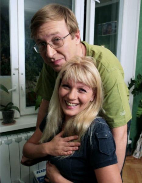 Анна Ардова и ее муж официально развелись после 20 лет брака