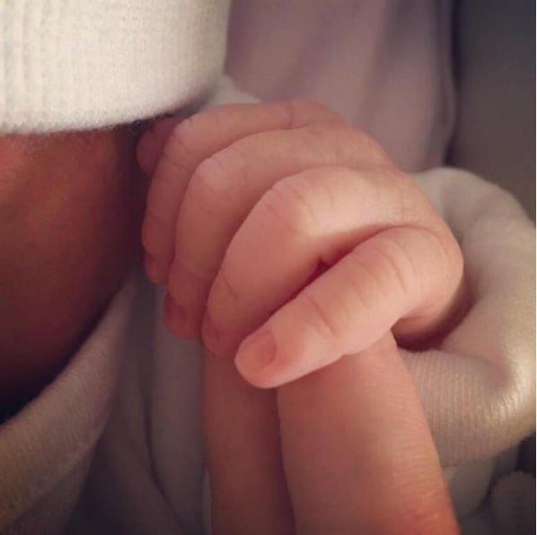 Юлия Савичева впервые дала комментарий по поводу рождения первенца