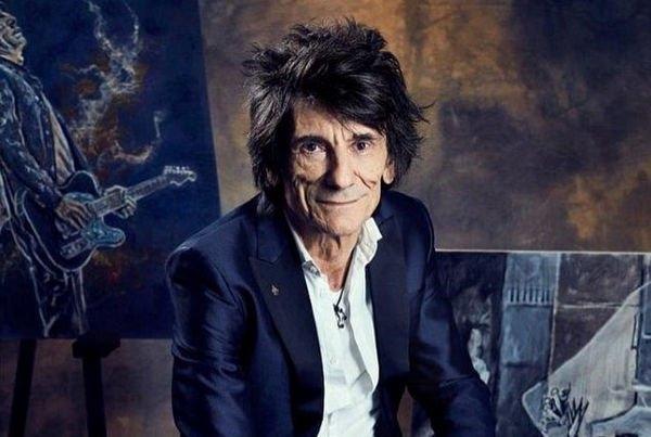 Гитарист The Rolling Stones Ронни Вуд пытается побороть рак