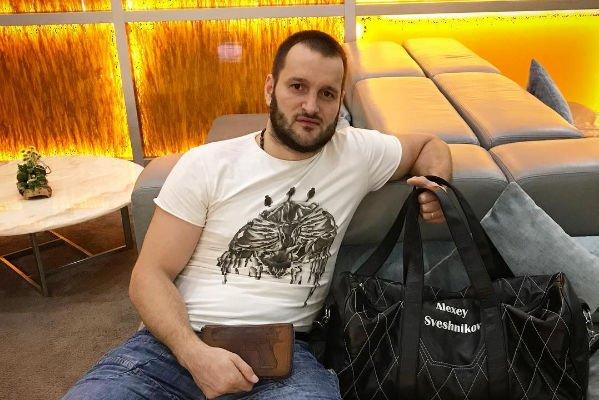 Алексей Самсонов извинился за свое поведение в ДТП