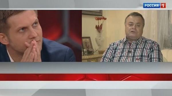 Андрей Малахов вызвал Бориса Корчевникова на откровенный разговор