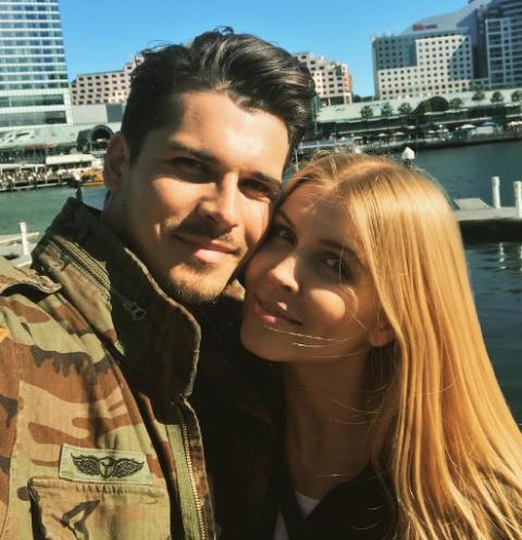 Глеб Савченко и Елена Самоданова рассекретили имя новорожденной дочери