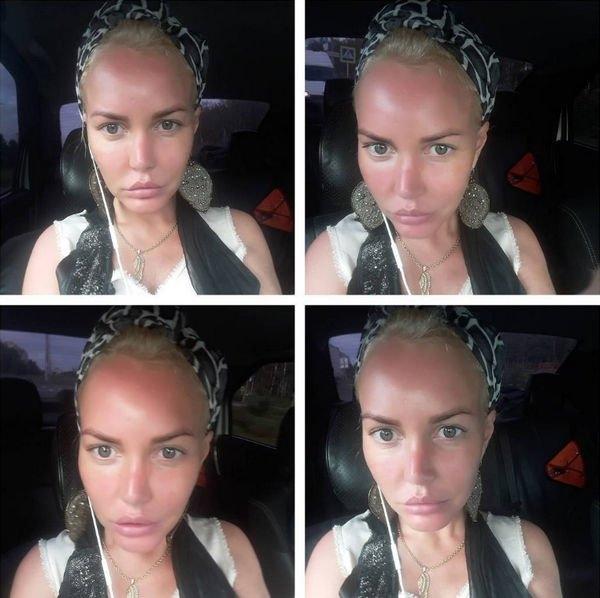 Маша Малиновская привела в восторг подписчиков фото без макияжа