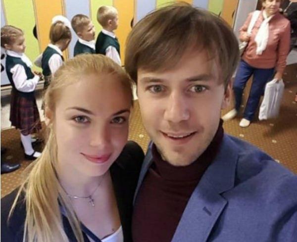 Иван Жидков показал повзрослевшую дочку