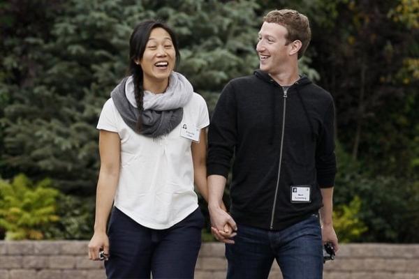 Марк Цукерберг вновь стал отцом