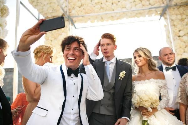 Просто блеск: 5 секретов оформления свадьбы года