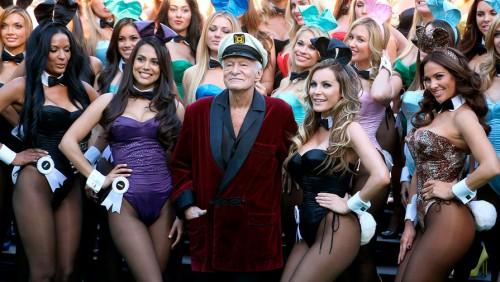 Умер основатель Playboy Хью Хефнер