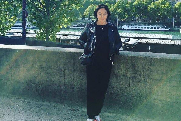 Лариса Гузеева попыталась объяснить лишние килограммы