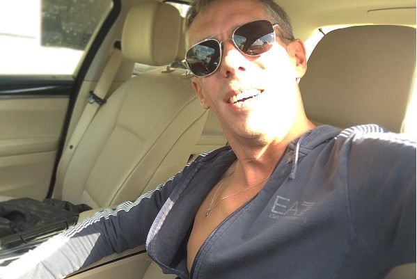 Алексей Панин пользуется услугами косметолога, чтобы омолодиться