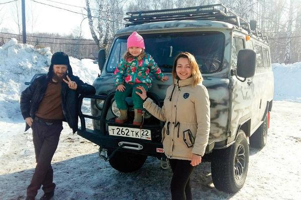 Звезда YouTube-канала «Поп на джипе» Павел Корчагин развивает российскую глубинку
