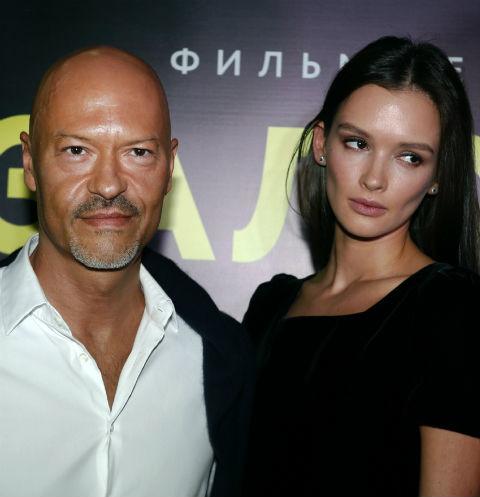 Федор Бондарчук и Паулина Андреева сыграют влюбленных