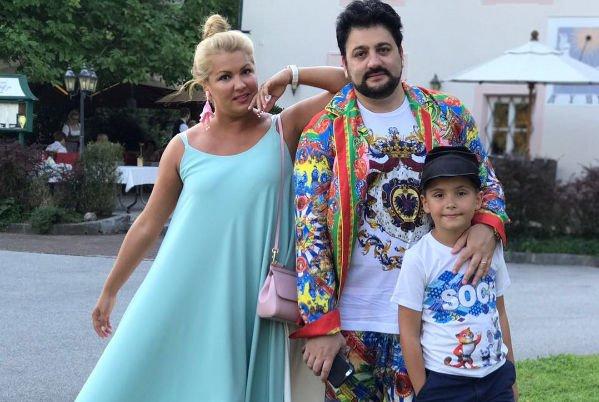 Анна Нетребко отпраздновала день рождения сына необычным образом