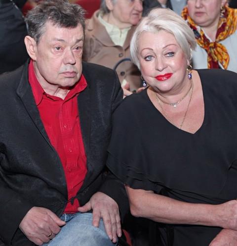 Людмила Поргина сообщила, когда выпишут Николая Караченцова
