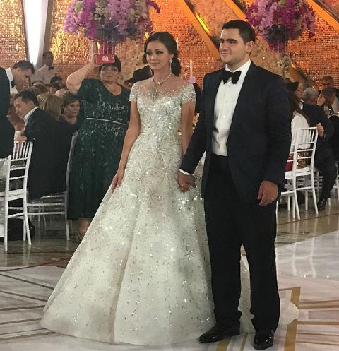 Киркоров, Пугачева и Михайлов оторвались на роскошной свадьбе сына московского миллиардера