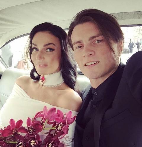 Алена Водонаева выходит замуж. ФОТО