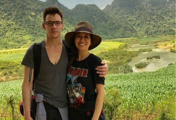 У жены Джонатана Риз-Майерса случился выкидыш