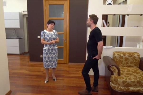 Дмитрий Шепелев с шиком обустроил съемную квартиру