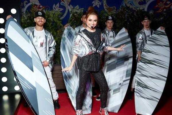 Диана Ди получила травму на фестивале «Новая волна»