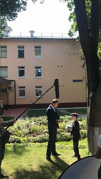 Екатерина Климова воссоединилась с бывшими мужьями ради детей
