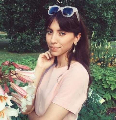 Дочь Валерия Меладзе устроила девичник на берегу моря