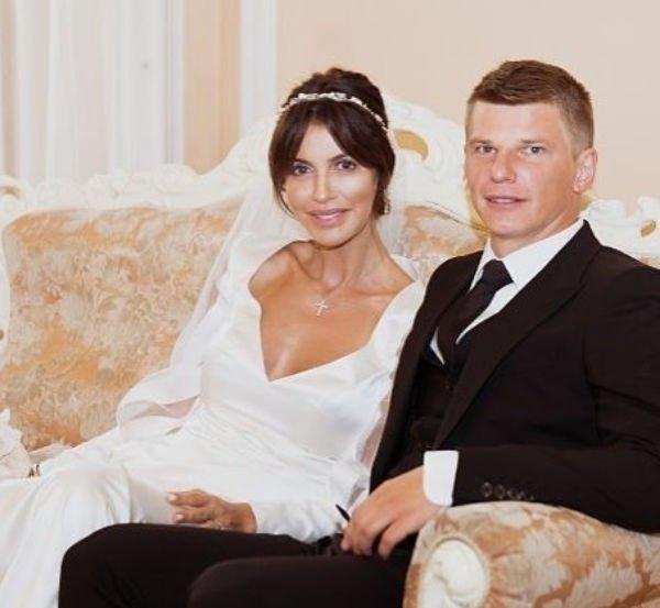 В Интернете опубликован первый снимок дочери Андрея Аршавина