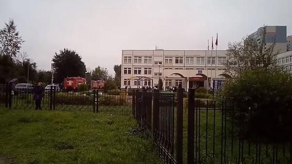 Следствие выясняет причины стрельбы в подмосковной школе