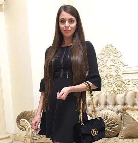 Беременная Ольга Рапунцель написала заявление в полицию после побоев мужа