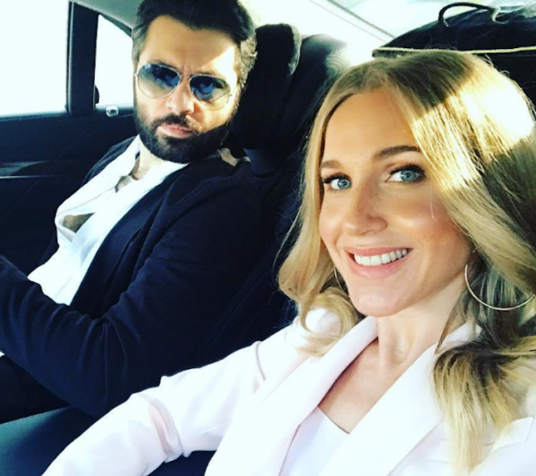 Юлия Ковальчук впервые прокомментировала свою беременность