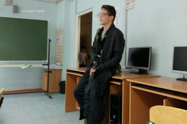 Ученики из Ивантеевки сообщили подробности расправы стрелка с обидчиками