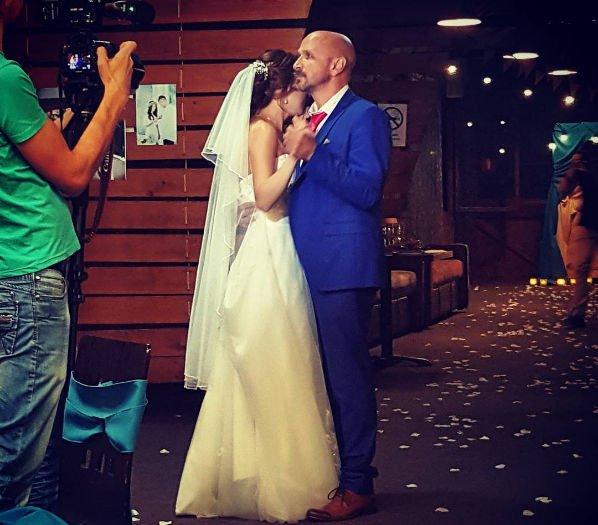 Ирина Безрукова поздравила крестницу со свадьбой