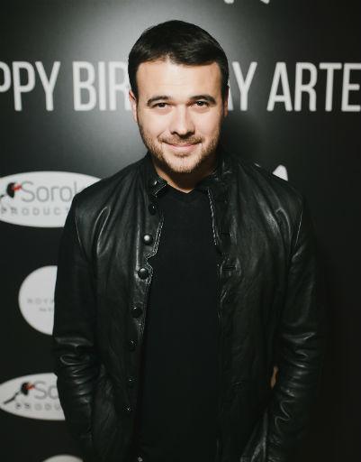 Цой, Эмин и Агурбаш зажгли на дне рождения известного продюсера