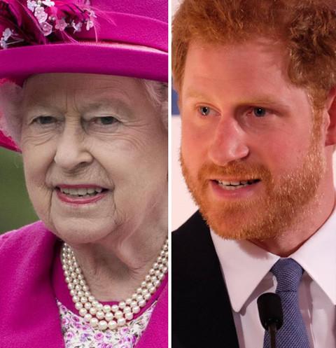 Принц Гарри вызвал избранницу на откровенную беседу с Елизаветой II