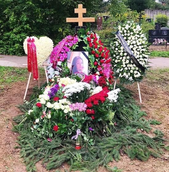 В Москве похоронили Стеллу Барановскую