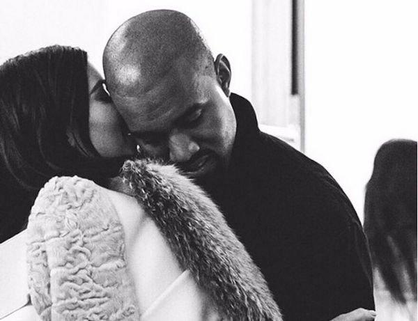Ким Кардашьян и Канье Уэст готовятся к появлению на свет третьего ребенка