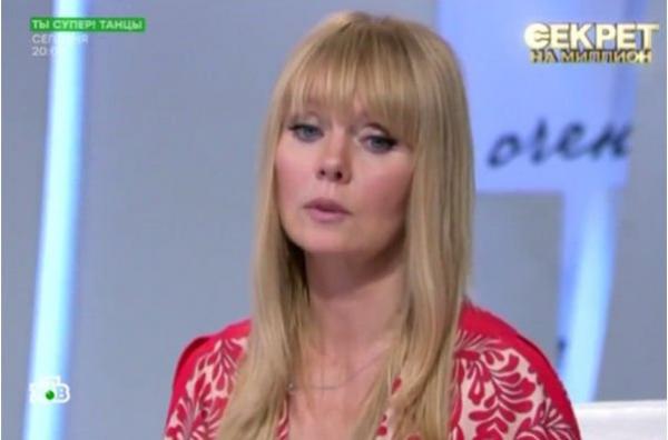 Валерия не согласна выдавать замуж дочь за ее возлюбленного