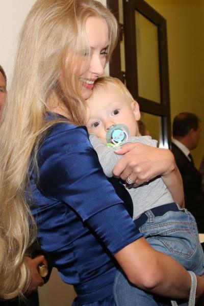 Жена Александра Градского рассказала о необычных способностях сына