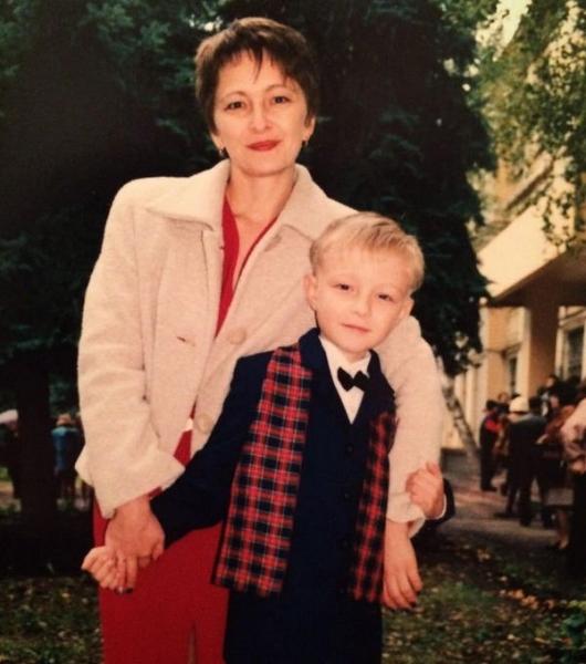 Егор Крид поделился редкой детской фотографией