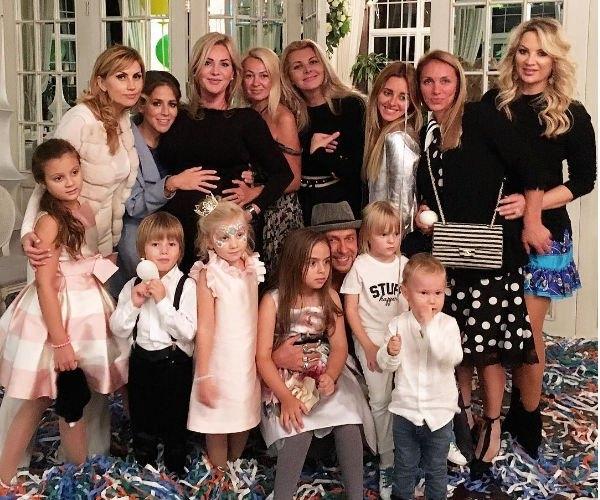 На дне рождения дочери Стаса Михайлова собрались звезды