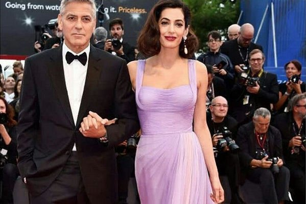 Джордж Клуни поведал, какими растут его дети