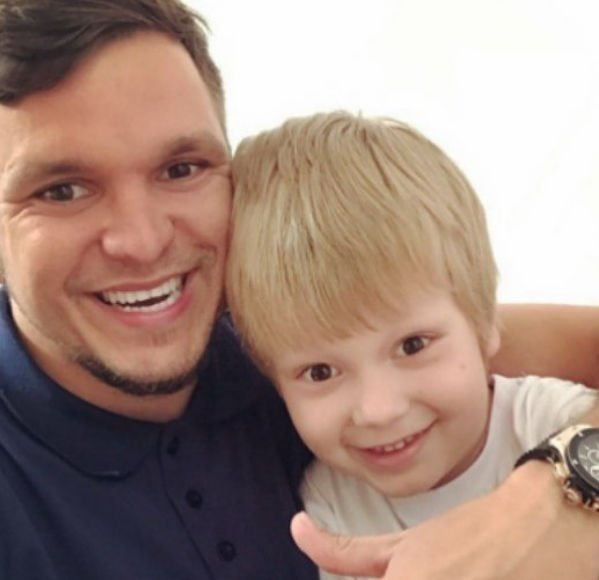 Антон Гусев сделал сенсационное заявление  о том, что не является отцом Даниэля